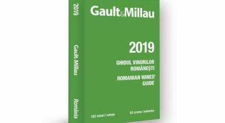 Gault&Millau launched the first edition dedicated to Romanian wines  │ 152 wines from 63 wineries are included