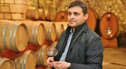 Interview with Gabi Lacureanu, Licorna Winehouse oenologist