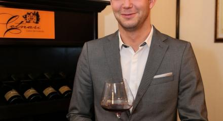 Interview with Victor Deleanu, youngest CEO of a Romanian winery, 2014