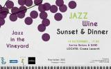 19 octombrie 2019 | Jazz in the Vineyard | Crama Lacerta