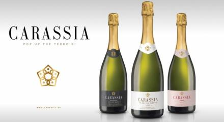 Carassia - new sparkling wines from Carastelec Winery