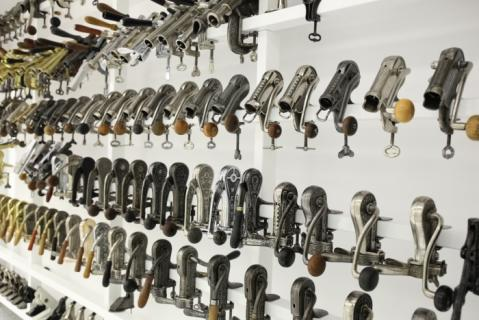 The corkscrew - utility and great valued art