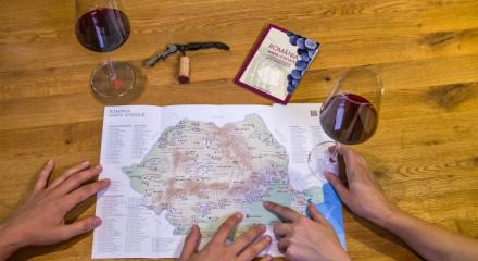 CrameRomania launches Romania's wine map