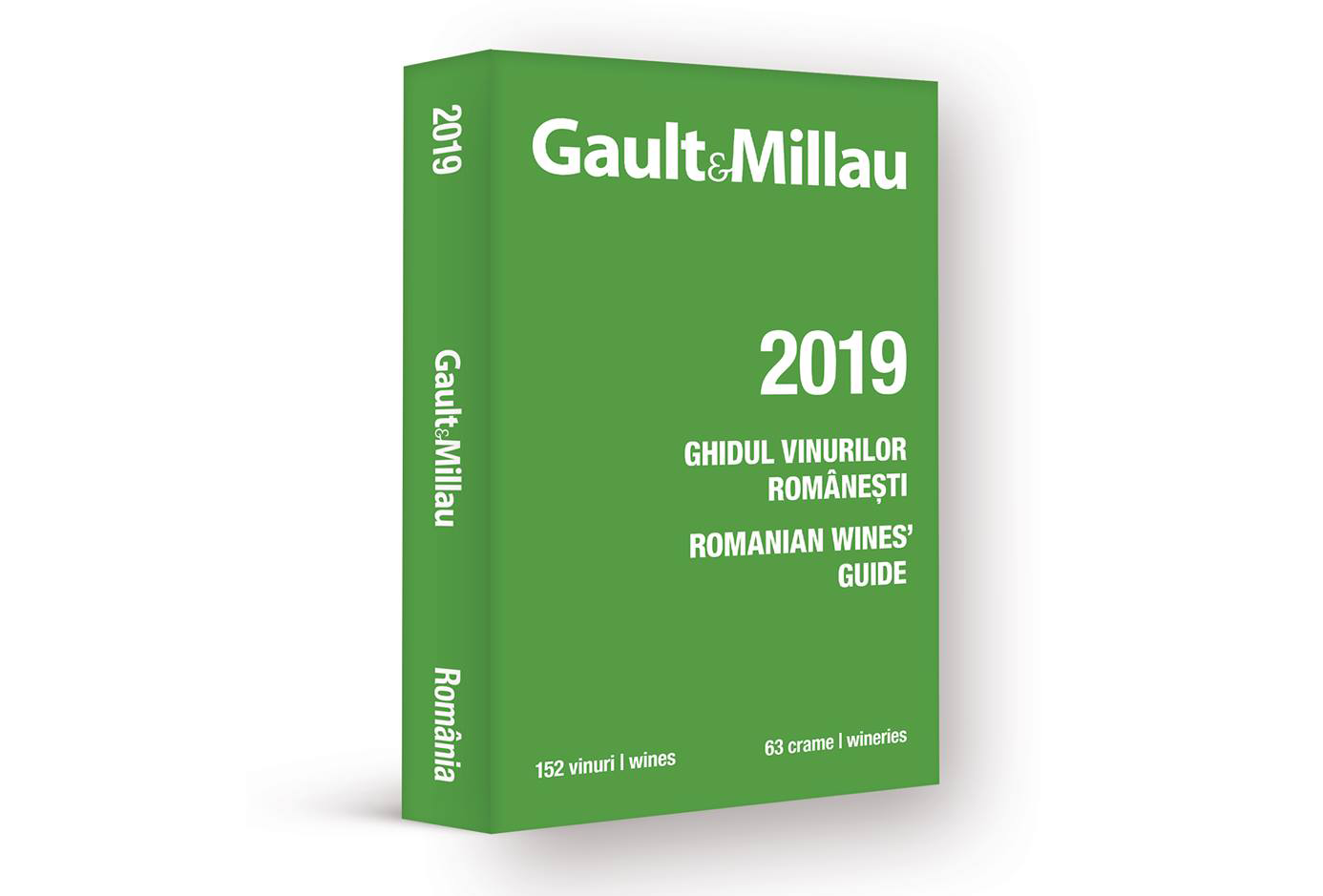 gault millau wine guide romania 2019