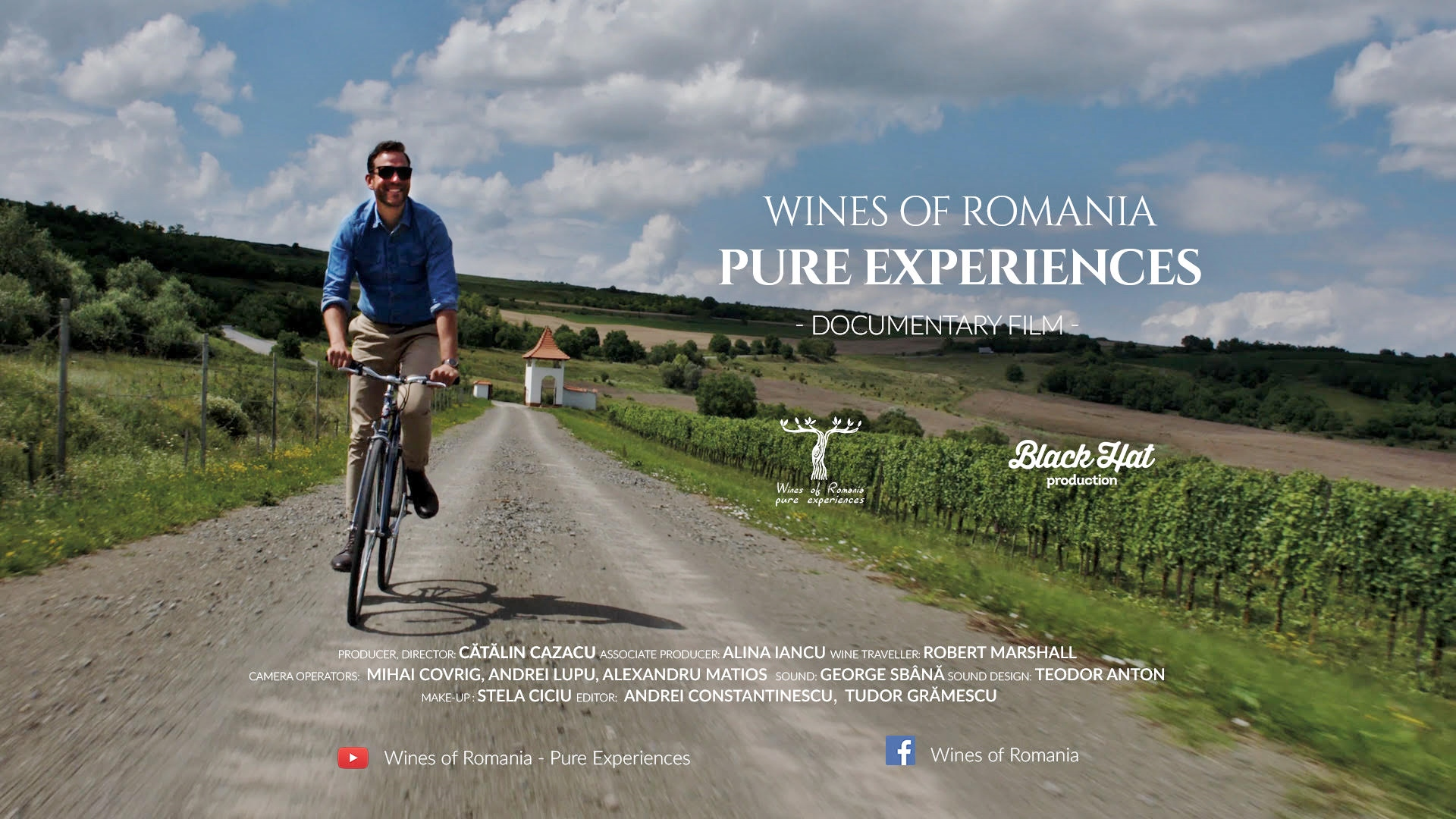 Wines of Romania documentary film
